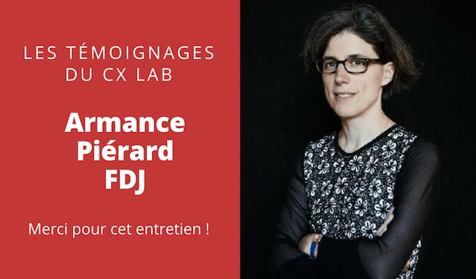 3 questions à Armance Piérard, Responsable Management de l'expérience clients à la FDJ
