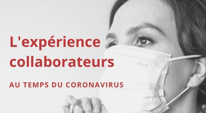 Experience Collaborateurs Covid Infographie CX Lab
